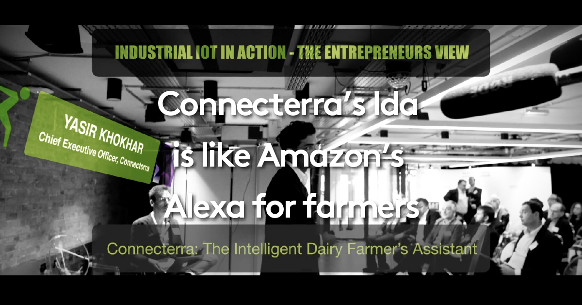 connecterra and IDA for optimising the dairy industry