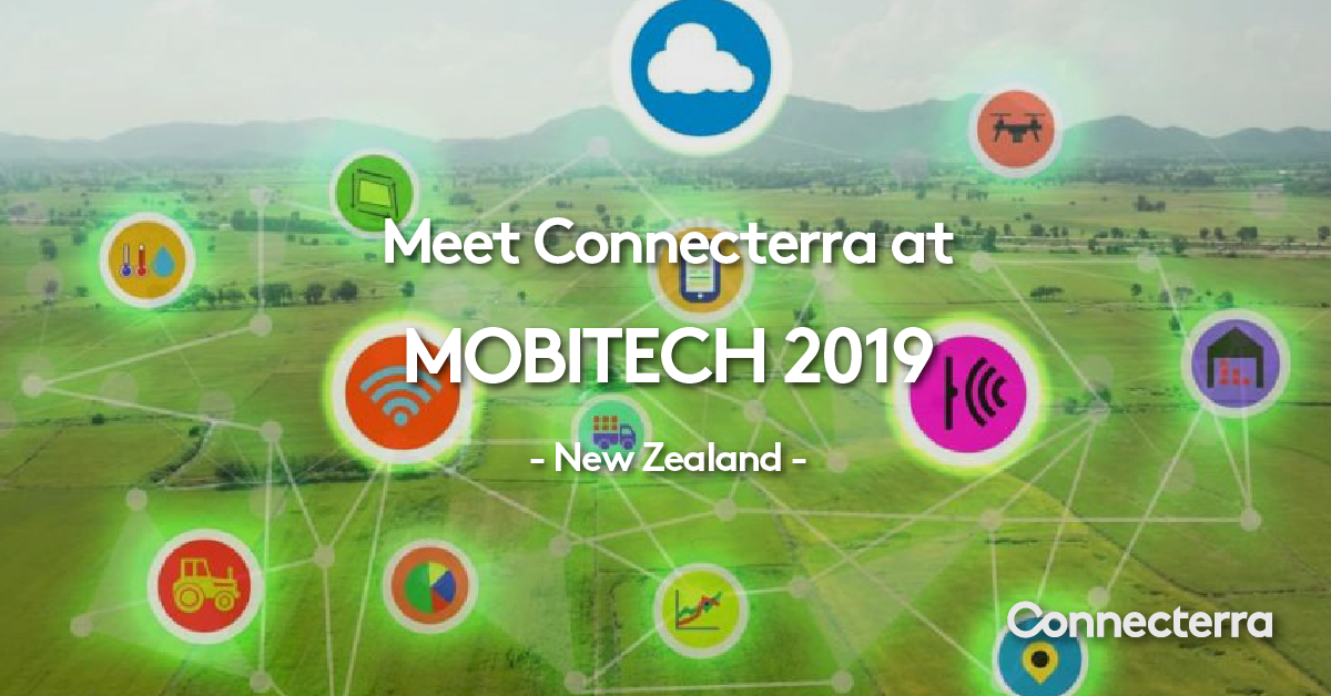 connecterra at mobitech 2019