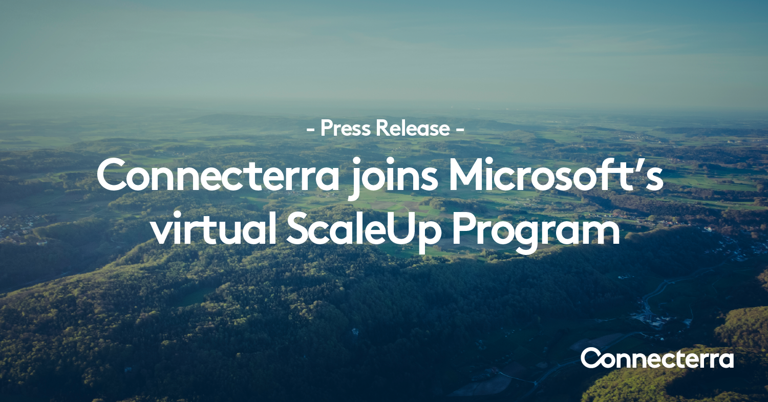Connecterra joins Microsoft's virtual ScaleUp program
