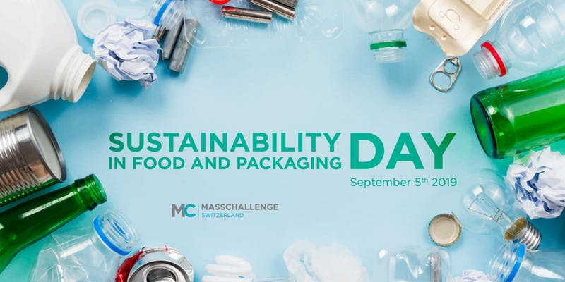 sustainability in food and packaging day