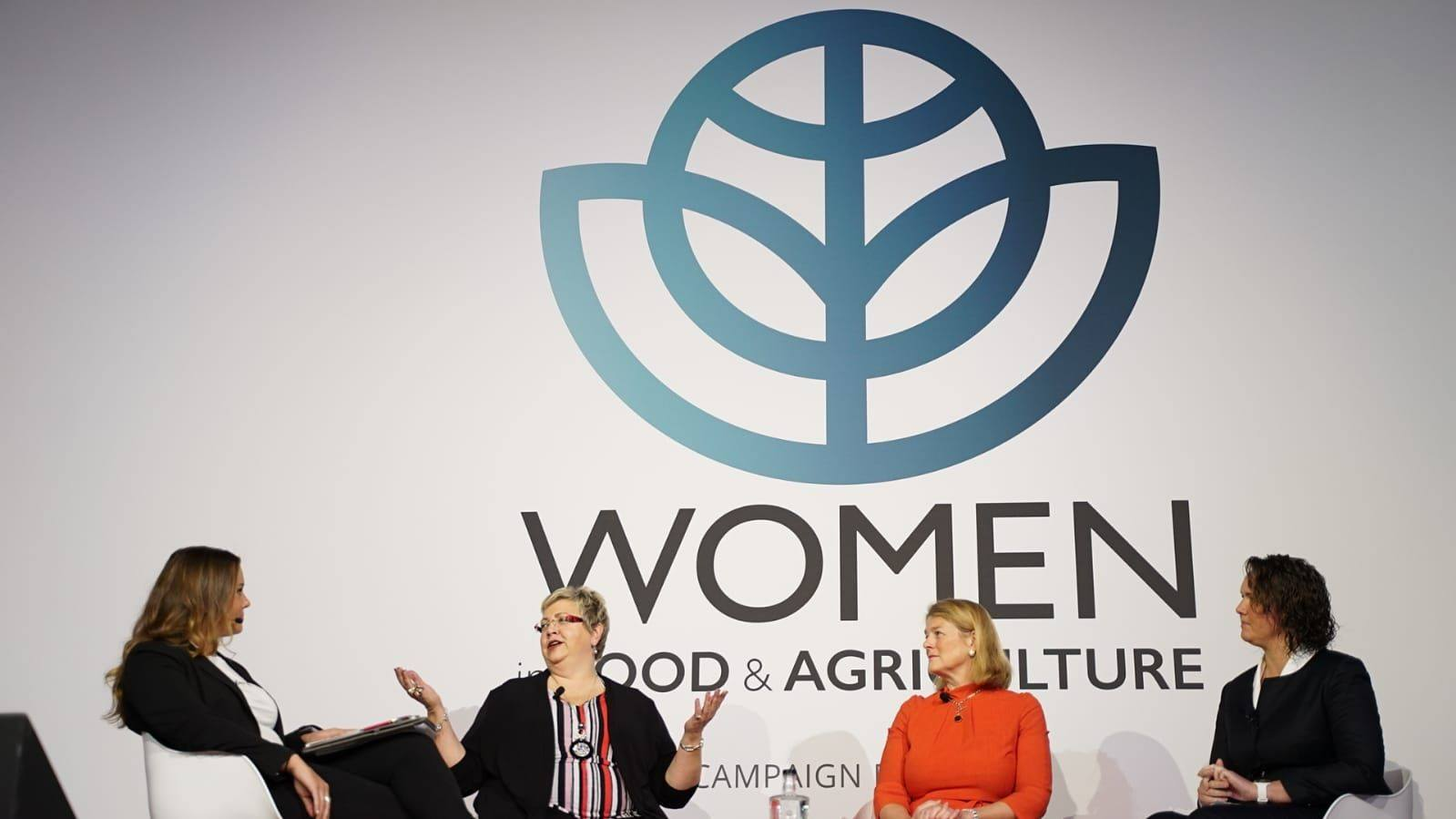 women in food and agriculture summit panel discussion amsterdam 2019